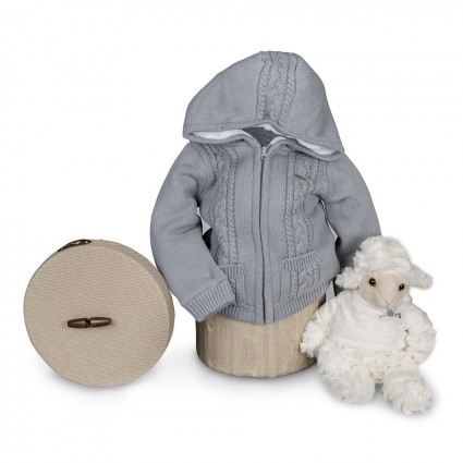 Grey Happy Polar Baby Hamper
